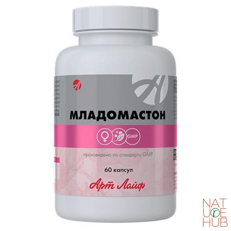 Prirodni regulator polnih hormona žena - Mladomaston, 60 cps