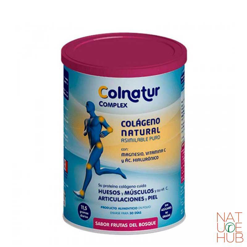 Kolagen Colnatur SA UKUSOM ŠUMSKOG VOĆA i sa magnezijumom, vitaminom C i hijaluronskom kiselinom, 345g