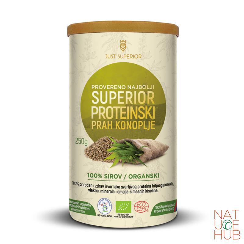 Superior Proteinski prah konoplje 250g