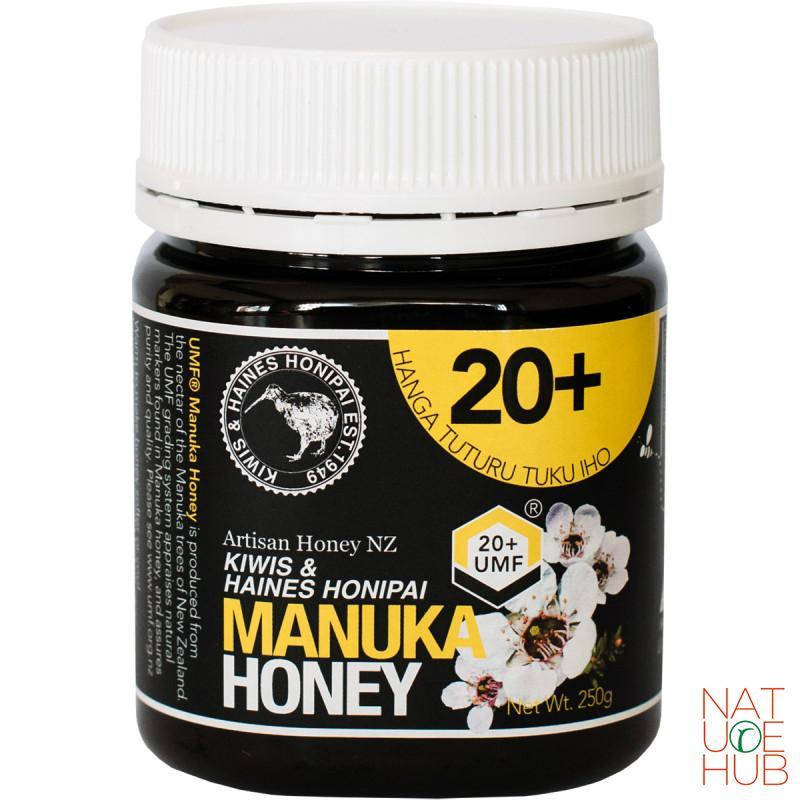 Haines UMF 20+ Manuka med 250g