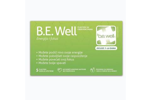 BE Well flasteri koji funkcionišu po principu akupunkture: Kvantni flasteri za koncentraciju i popravljanje raspoloženja