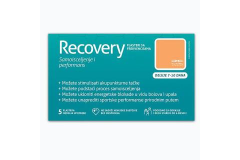 Moderna akupunktura: Recovery flasteri obnavljaju i isceljuju
