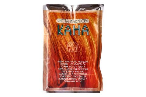 Kana, jedna i jedina: Indijska kana kao boja za kosu i kožu