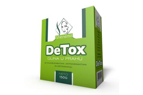 Glina protiv toksina: Prečišćena glina u prahu je jedan od najboljih detoksikatora