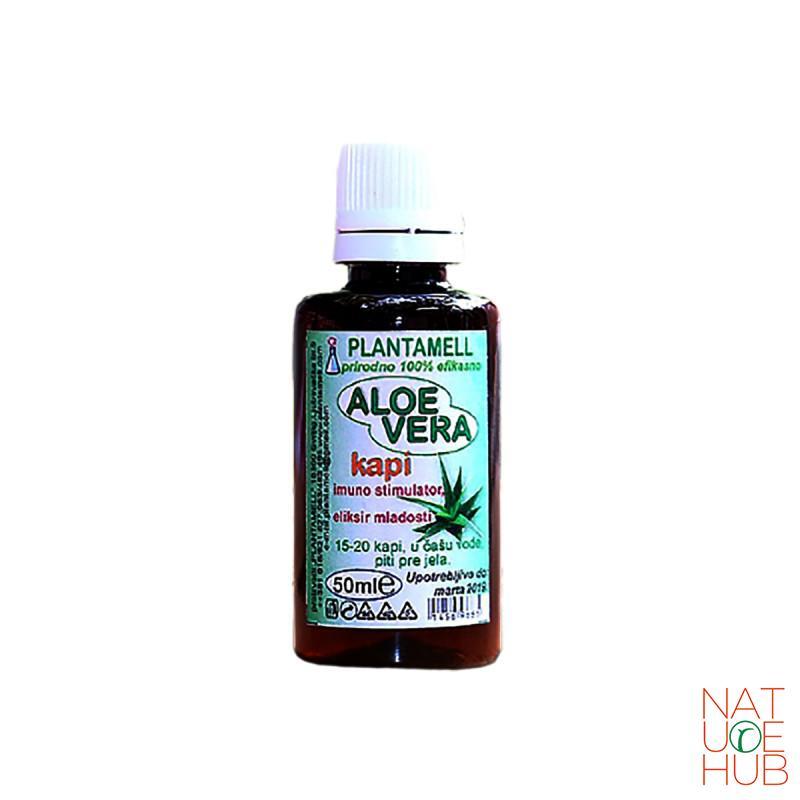 Kapi Aloe vera, 50 ml